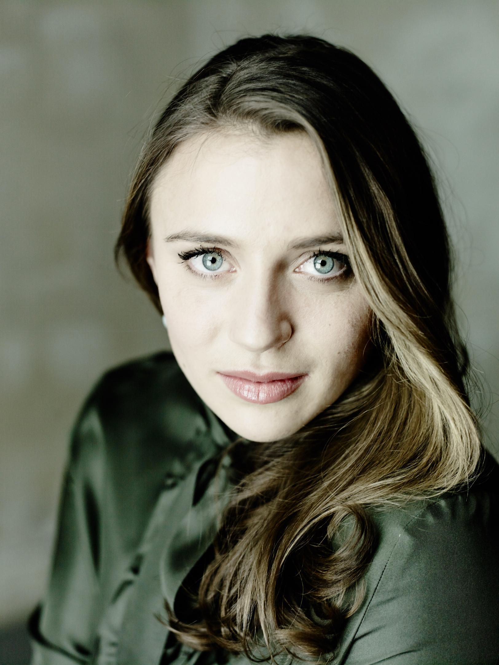 Esther Dierkes, portrait 2018 © Matthias Baus