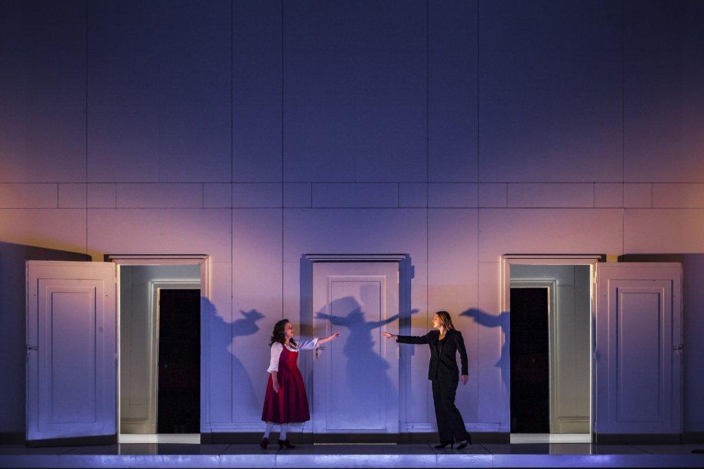 Deirdre Angenent / Komponist / Ariadne auf Naxos / Lausanne © Alan Humerose