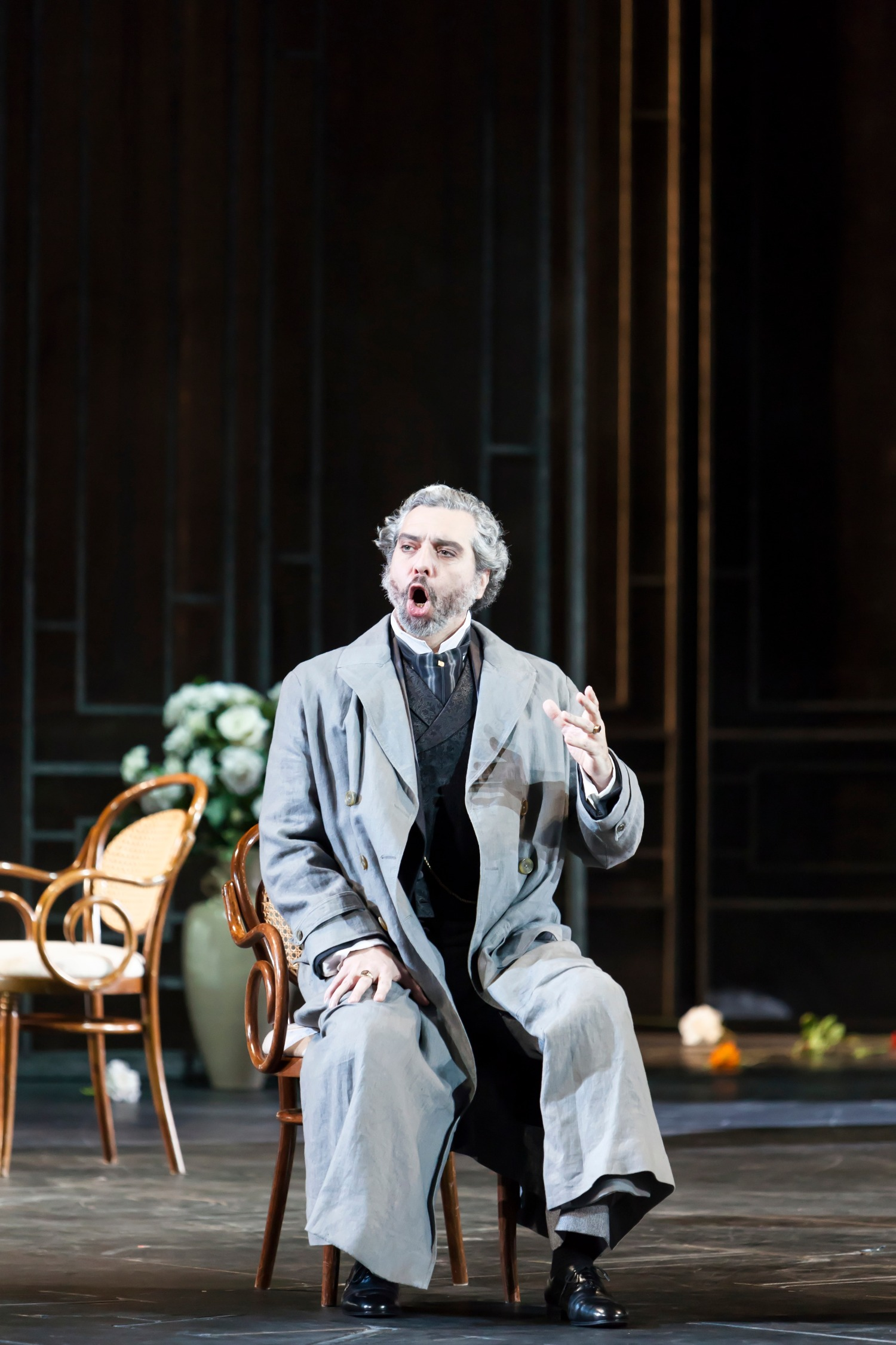Tassis Christoyannis / Germont / La Traviata / Genève @ Yurus Durukan