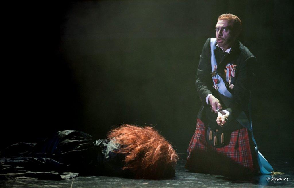 Tassis Christoyannis / Germont / Macbeth / Athènes @ Stefanos