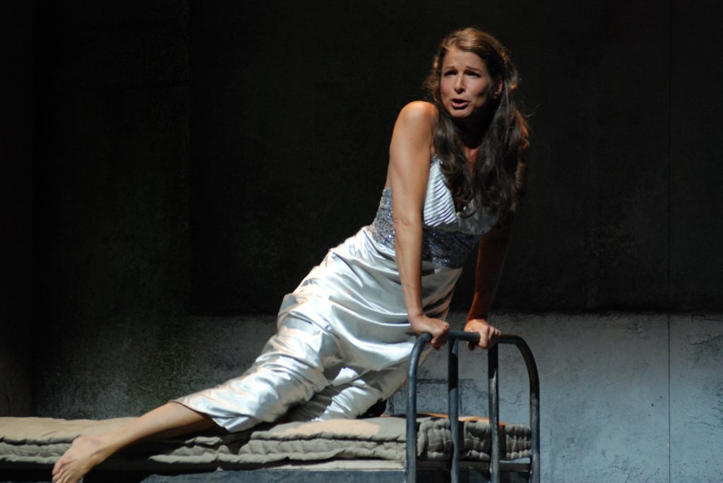 Nicola Beller Carbone dans Frau ohne Schatten / Staatstheater Wiesbaden © Detlef Kurth