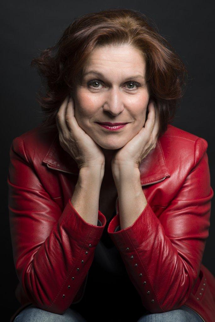 Doris Lamprecht, portrait