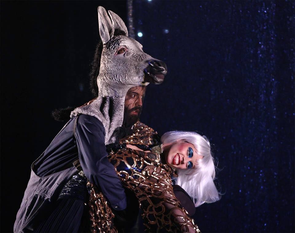 Andrew Dobrowolskyj / Lila Dufy / A Midsummer Night's Dream / Tytania