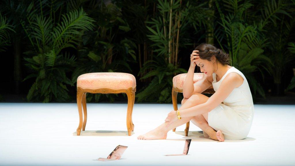Ruzan Mantashyan / Fiordiligi / Così fan tutte / Atelier lyrique de l'Opéra de Paris © Mirco Magliocca