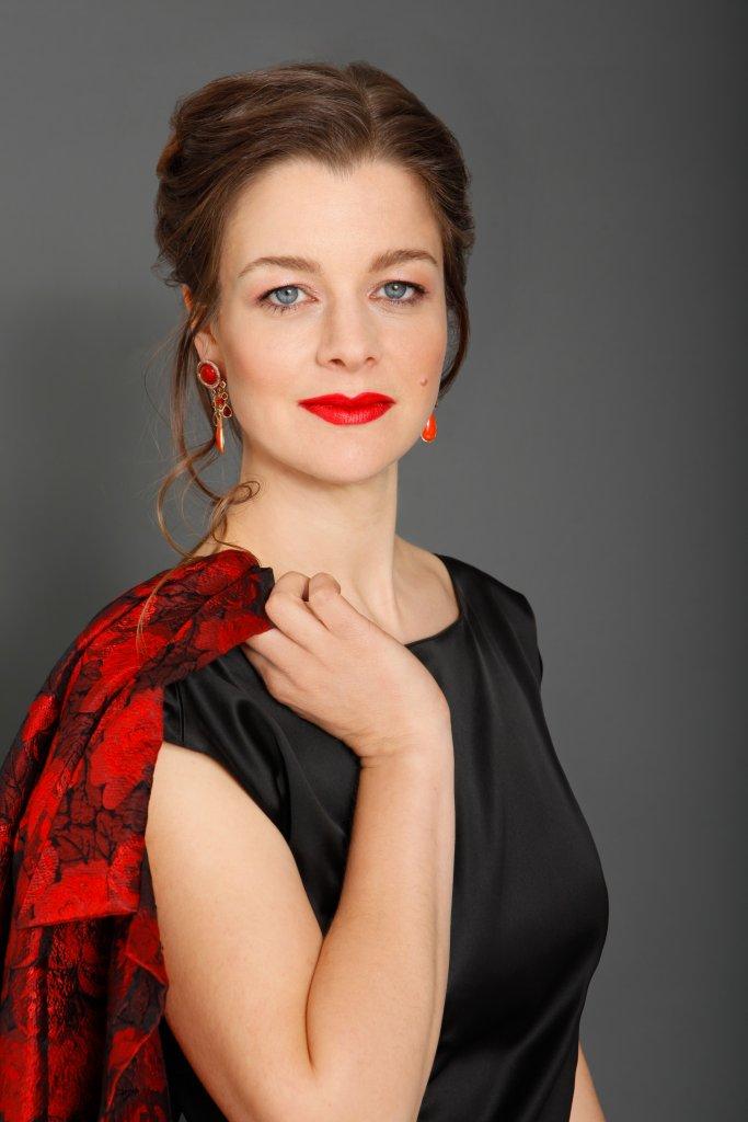 Eleonore Marguerre, portrait