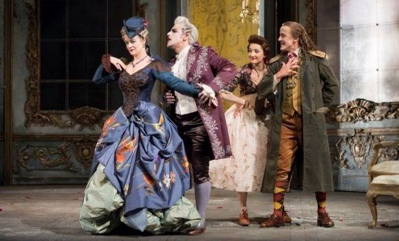 Eleonore Marguerre / Arminda / La Finta Giardiniera / Glyndebourne © Richard Hubert Smith