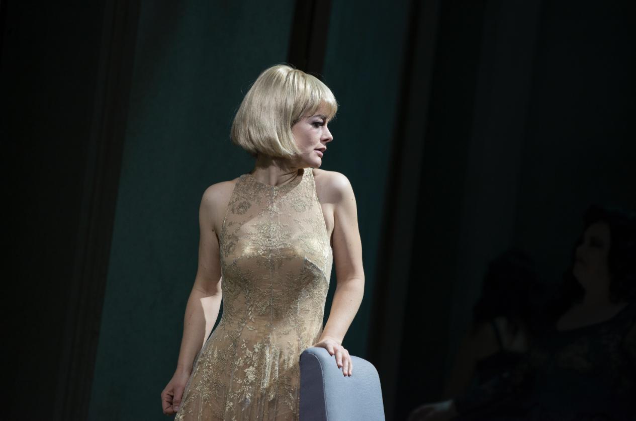 Eleonore Marguerre / Violetta / La Traviata / Dortmund © Thomas Jauk