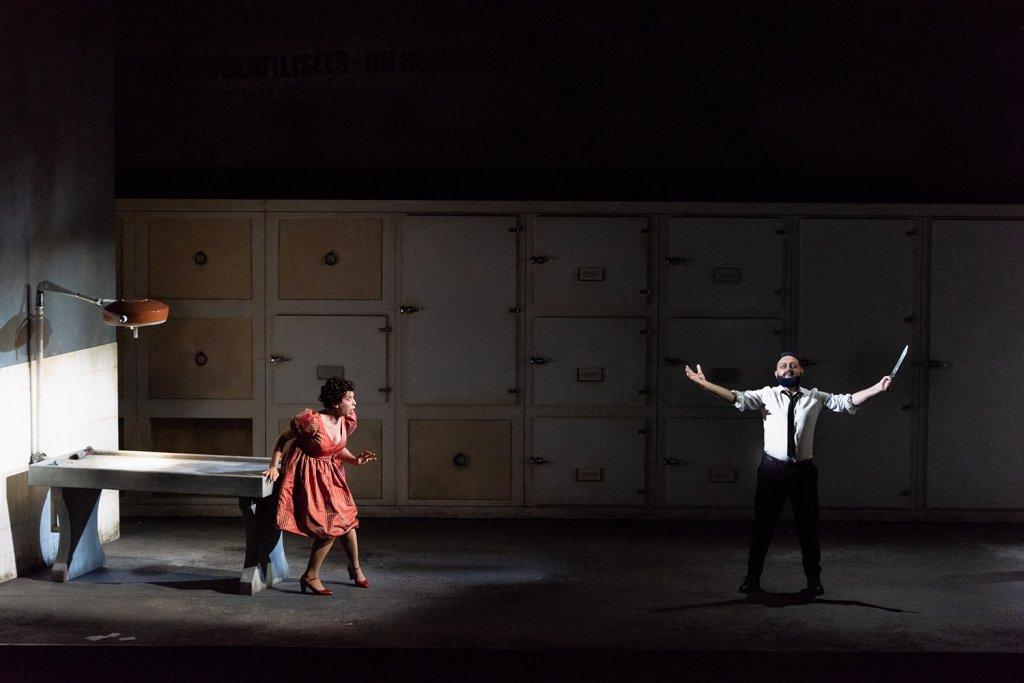Héloïse Mas / Boulotte / Barbe Bleue / Opéra de Lyon © Stofleth