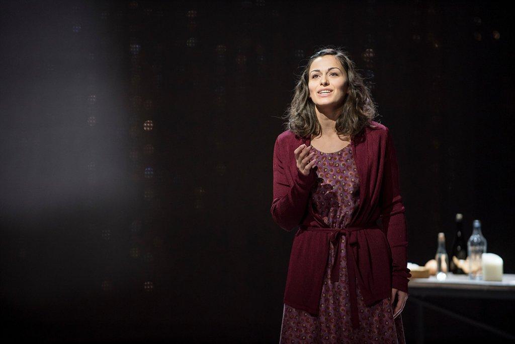 Ruzan Mantashyan / Mimì / La Bohème / Grand Théâtre de Genève © Carole Parodi