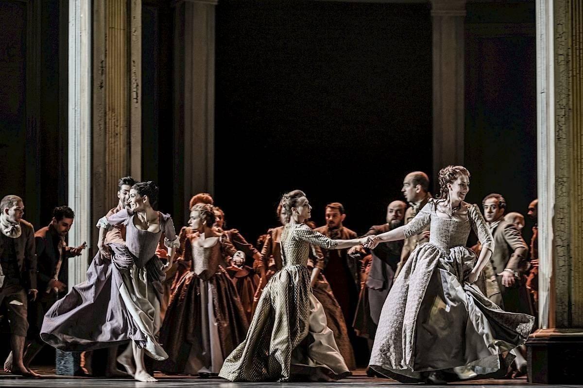 Gemma Ní Bhriain / Hippolyte et Aricie / Opernhaus Zürich © T+T Fotographie
