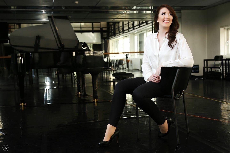 Gemma Ní Bhriain / Portrait @ Frances Marshall