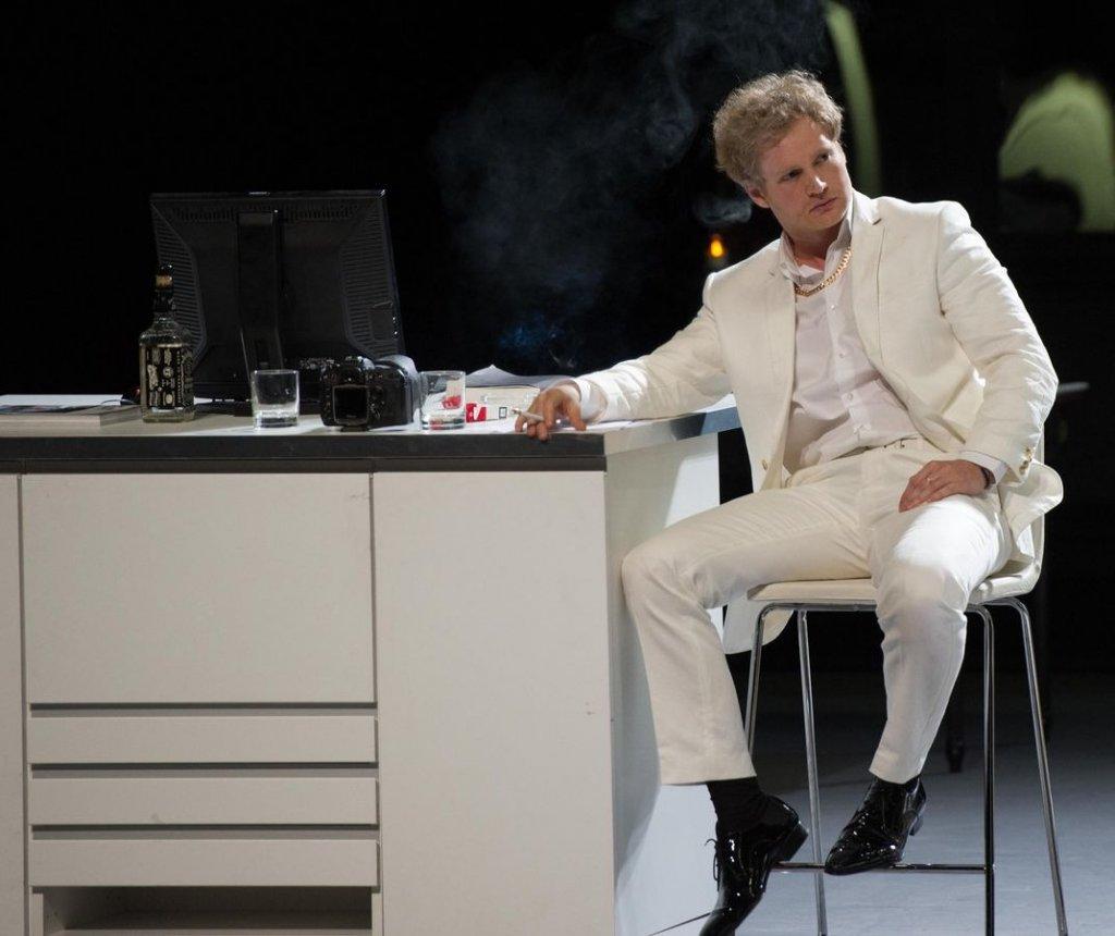 Oleksiy Palchykov / Ferrando / Così fan tutte / Atelier lyrique de l'Opéra de Paris