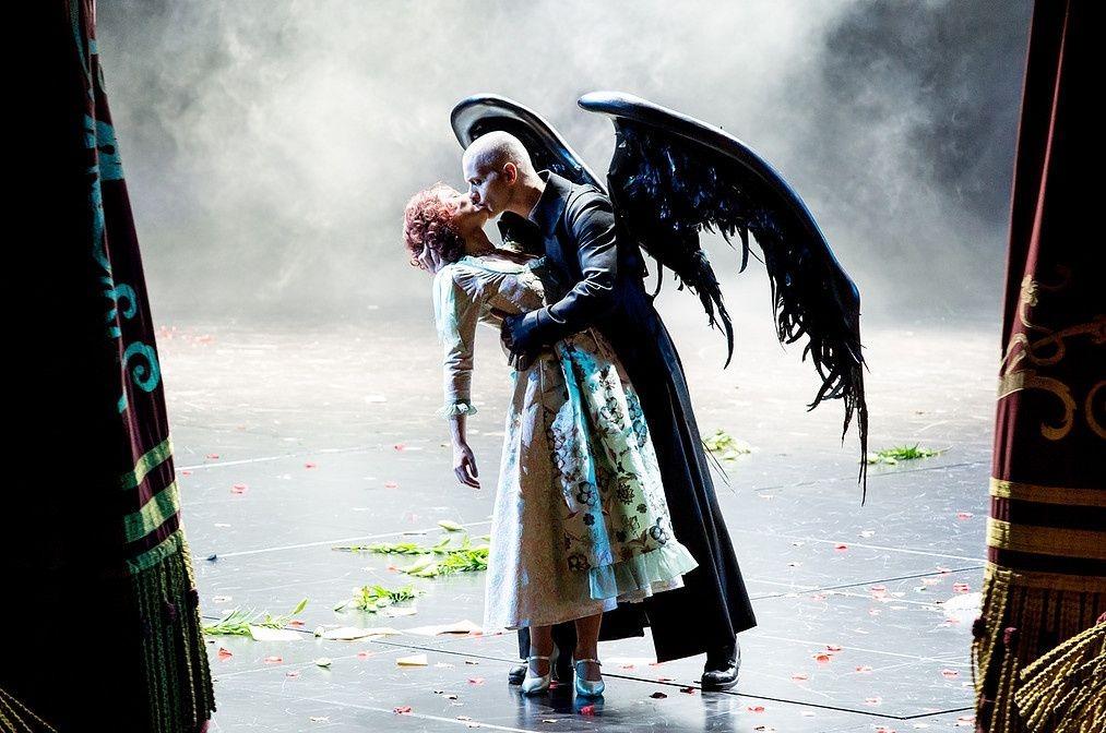 Camille Schnoor / Hanna Glawari / Die lustige Witwe / Staatstheater am Gärtnerplatz Munich © Marie-Laure Briane