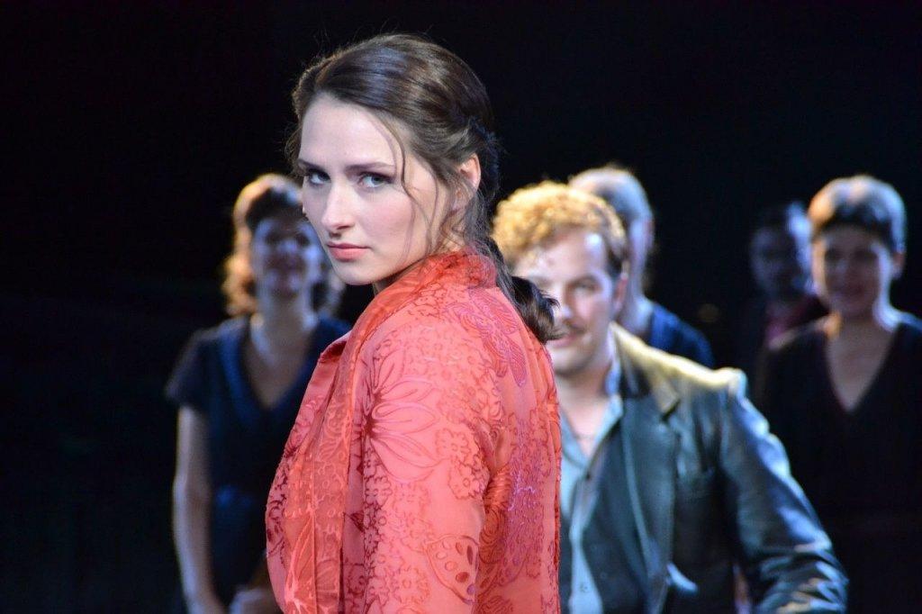 Camille Schnoor / Julie / Liliom / Staatstheater am Gärtnerplatz Munich © Jean-Claude Risso