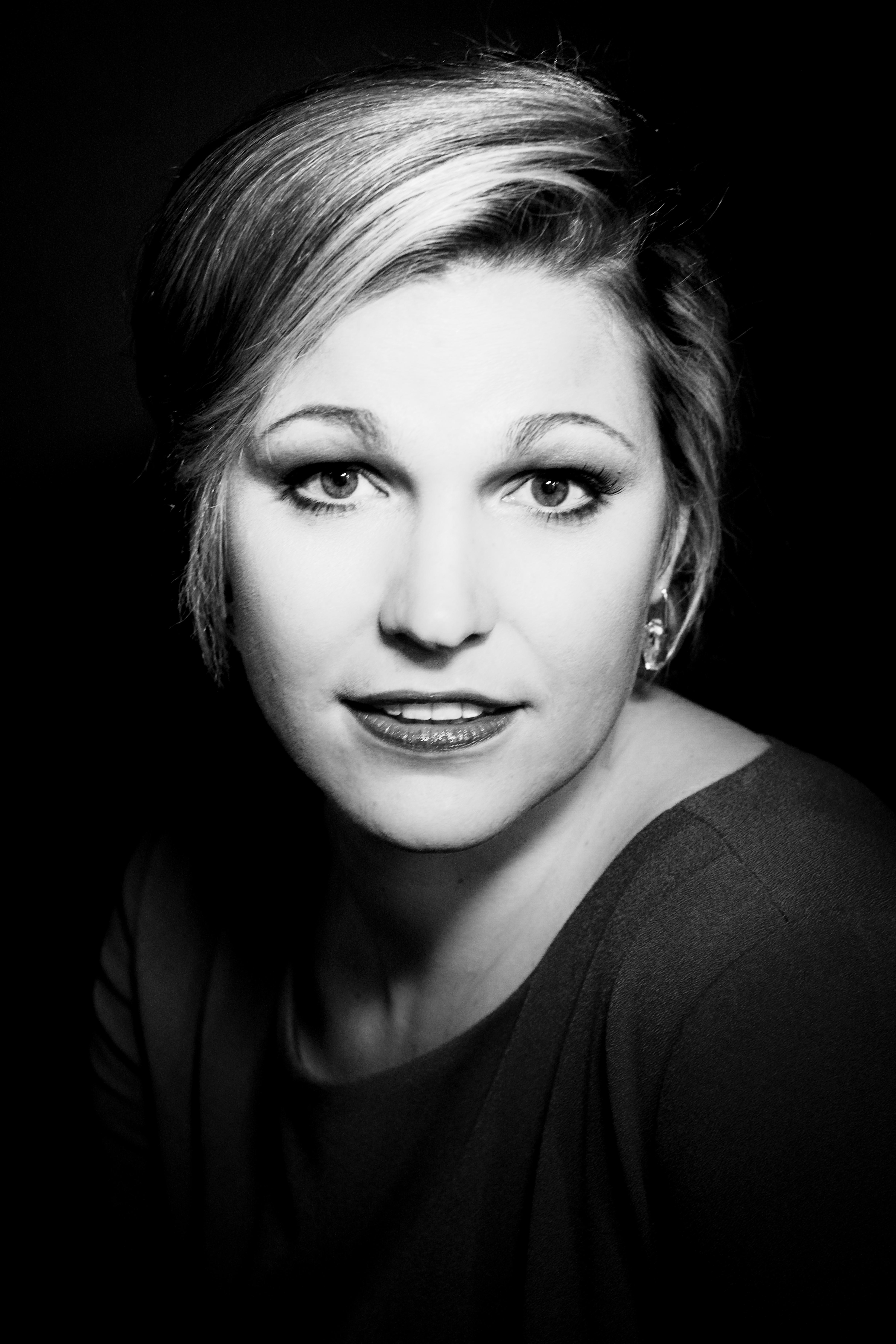 Portrait de Deirdre Angenent,©Maurice Lammerts van Bueren