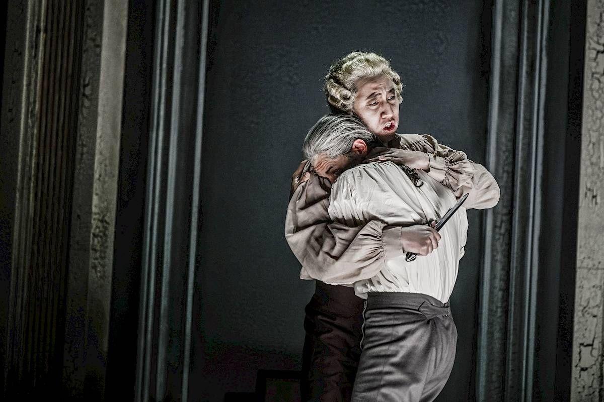 Wenwei Zhang / Hippolyte et Aricie / Opernhaus Zürich © T+T Fotografie
