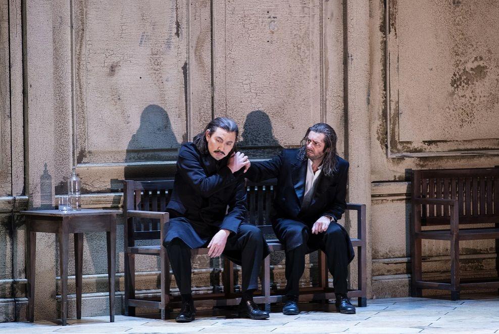 Wenwei Zhang / Parsifal / Klingsor / Opernhaus Zürich © Danielle Liniger
