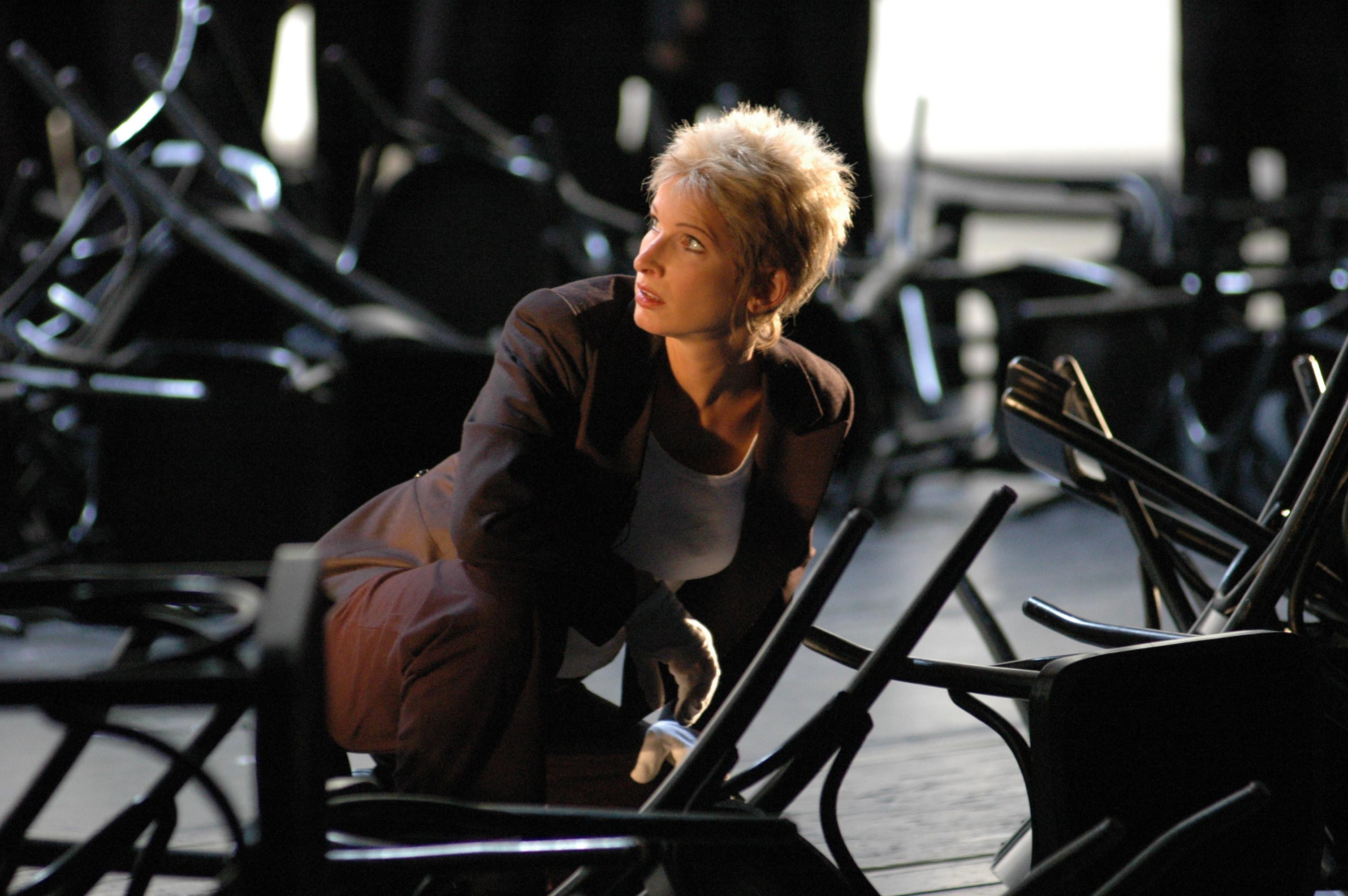 Nicola Beller Carbone dans Mahagonny / Deutsche Oper Berlin, ©Detlef Kurth