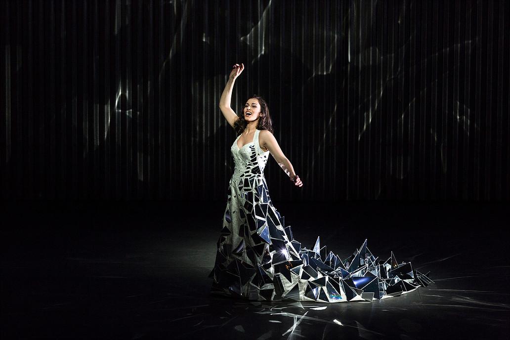 Ruzan Mantashyan / Marguerite / Faust / Grand Théâtre de Genève © Magali Dougados