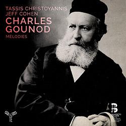 TASSIS CHRISTOYANNIS l'album «Mélodies de Gounod» est récompensé
