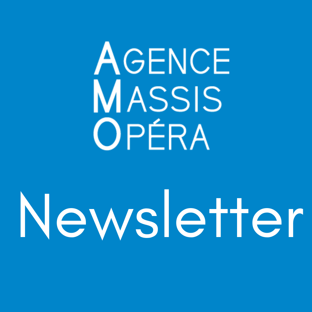 NEWSLETTER news of our artists > Mars 2020