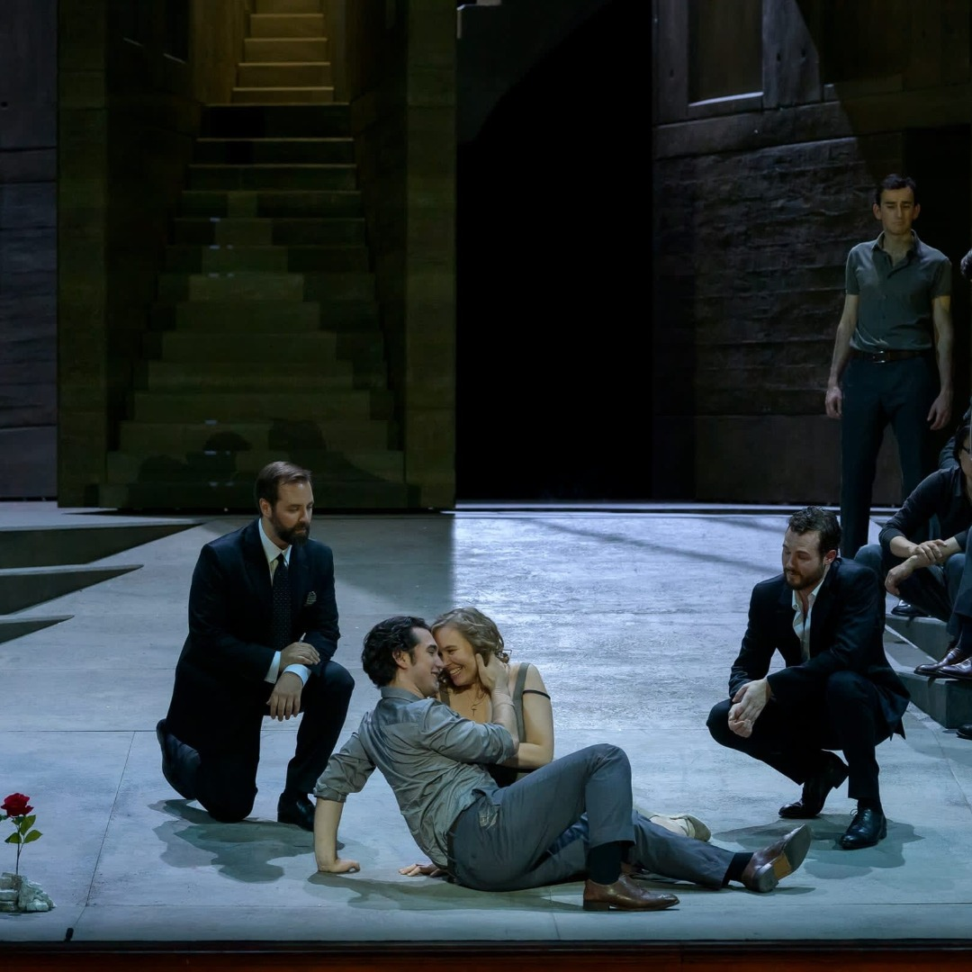MIKHAIL TIMOSHENKO performs Masetto in Don Giovanni at the Opéra de Paris