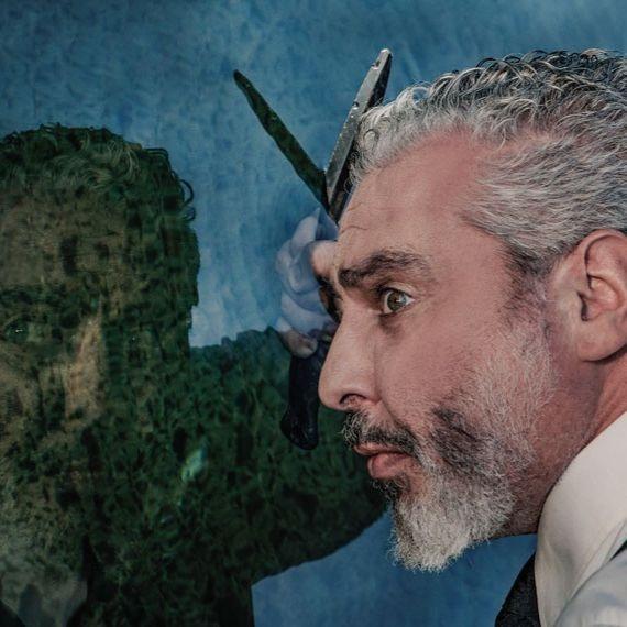 TASSIS CHRISTOYANNIS est Wozzeck dans la nouvelle production d'Olivier Py à Athènes
